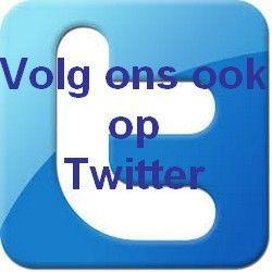 Volg ons ook op Twitter