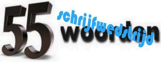schrijfwedstrijd 55 woorden